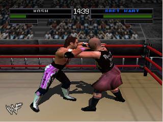 WWF - War Zone